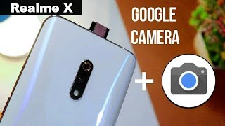Install google pixel 3 camera realme 2 pro