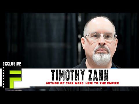 Timothy Zahn Talks Star Wars Rogue One Thrawn Rumors at Awesome Con