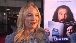 Kate Hudson, Larry David Debut 'clear History'