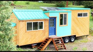 Absolutely Beautiful Custom Go-anywhere Tiny House It Was One Of The Greatest Ideas I've Seen
