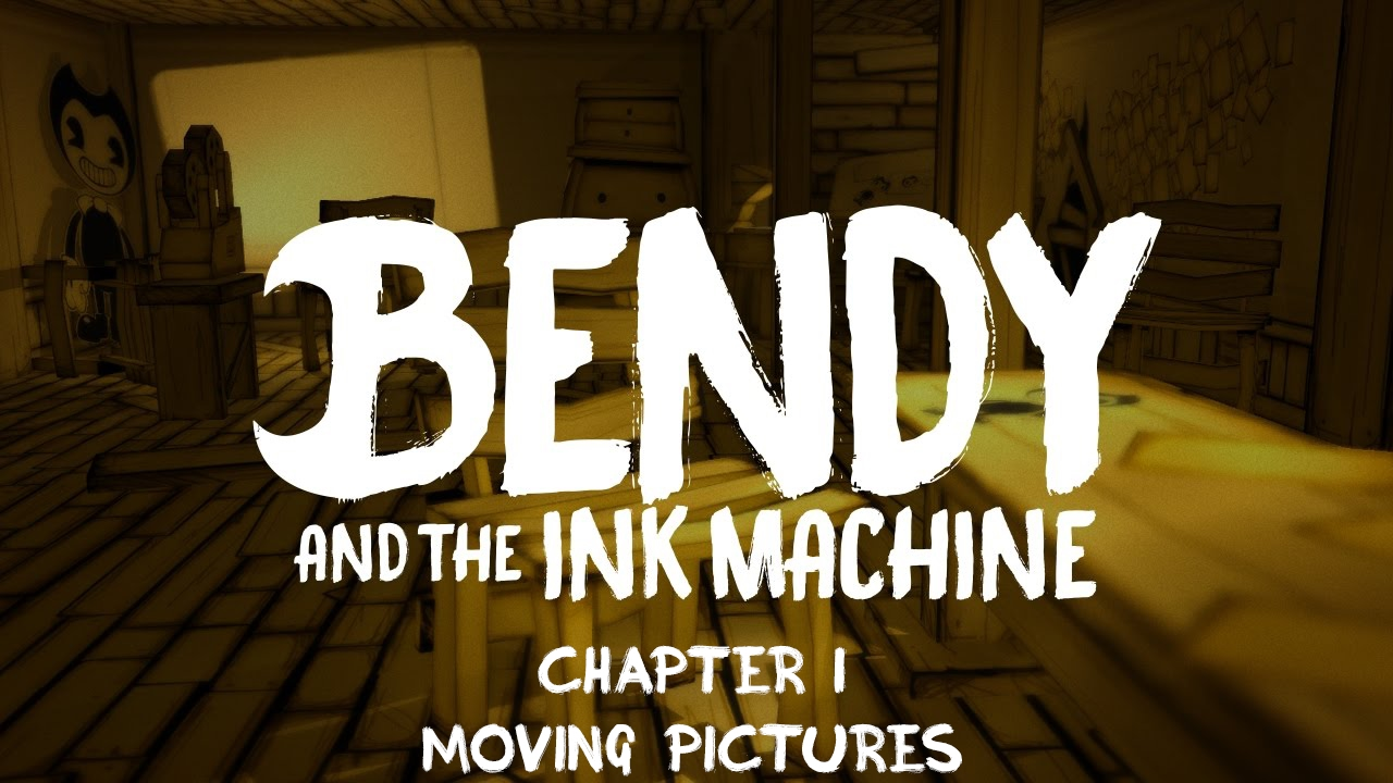 Bendy and the Ink Machine Chapter 2 Trailer ( Minecraft ...