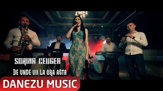 Download SORINA CEUGEA - DE UNDE VII LA ORA ASTA ( OFICIAL VIDEO 2017 ) HIT