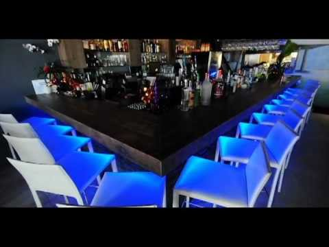 restaurant under bar counter led lighting youtube. Black Bedroom Furniture Sets. Home Design Ideas