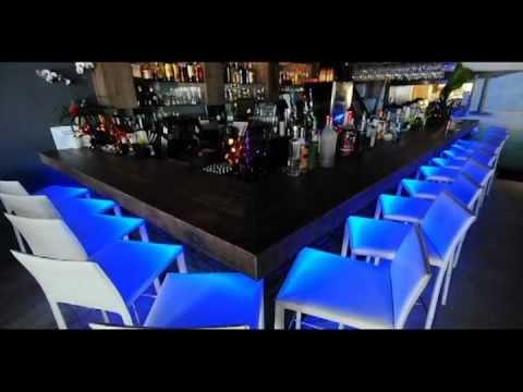 restaurant under bar counter led lighting youtube. Black Bedroom Furniture Sets. Home Design Ideas