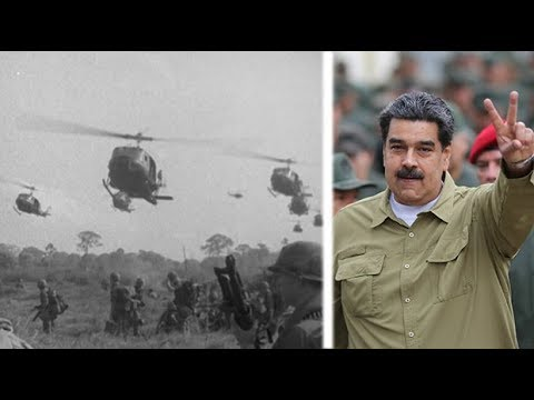 Will Venezuela be Trump's Vietnam War?