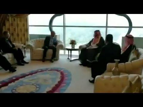 Raja Salman undang Dr Mahathir ke Arab Saudi