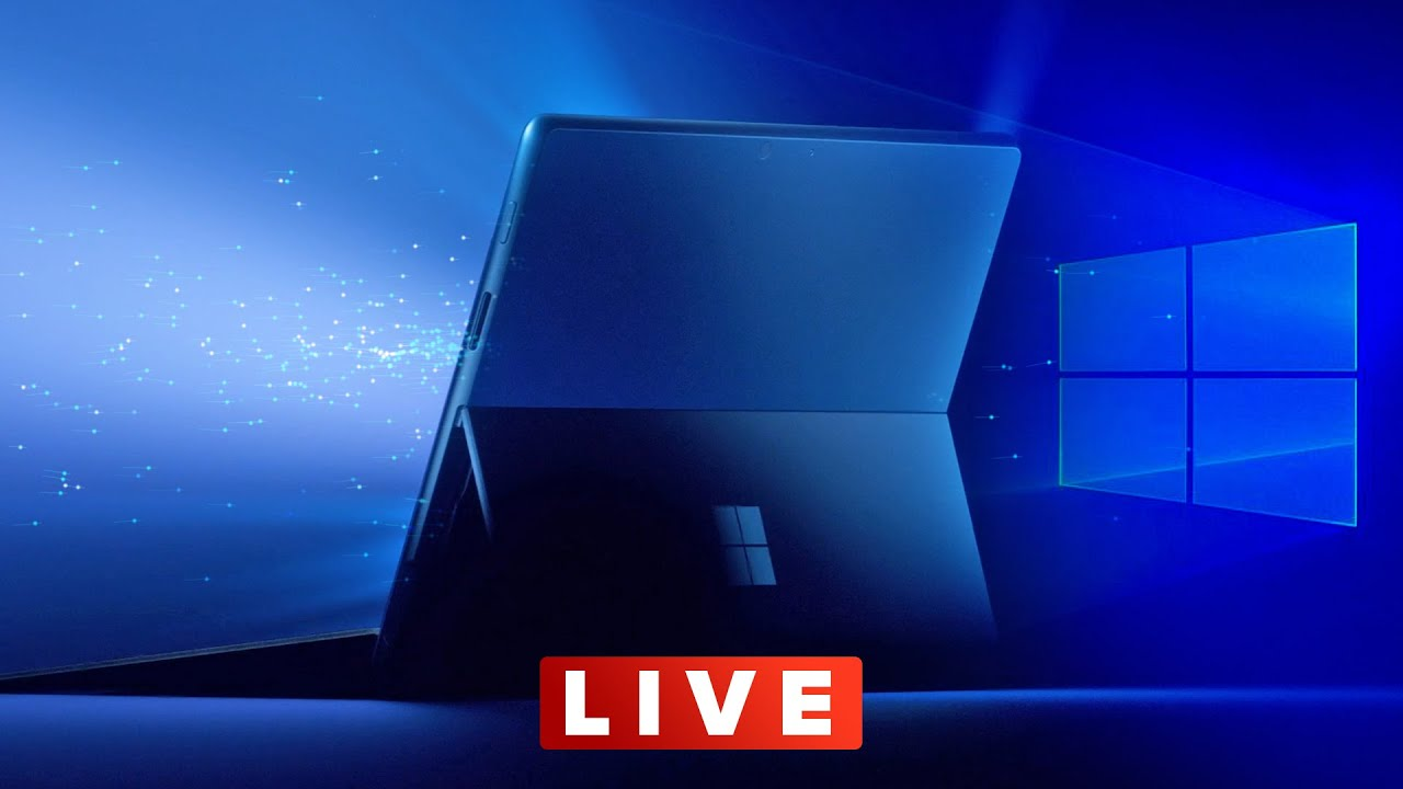 Download Microsoft Surface Reveal Event: CNET Watch Party