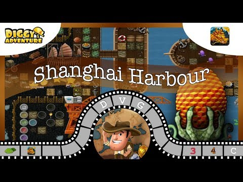 [~Dragon of Earth~] #C Shanghai Harbour - Diggy's Adventure
