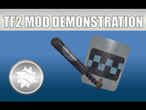 TF2 Mod Weapon Demonstration: Bobby