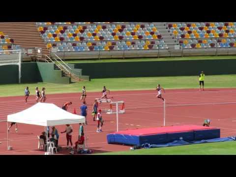 200m 15W Tara Chaplin 26.15 Met West Track & Field 2016