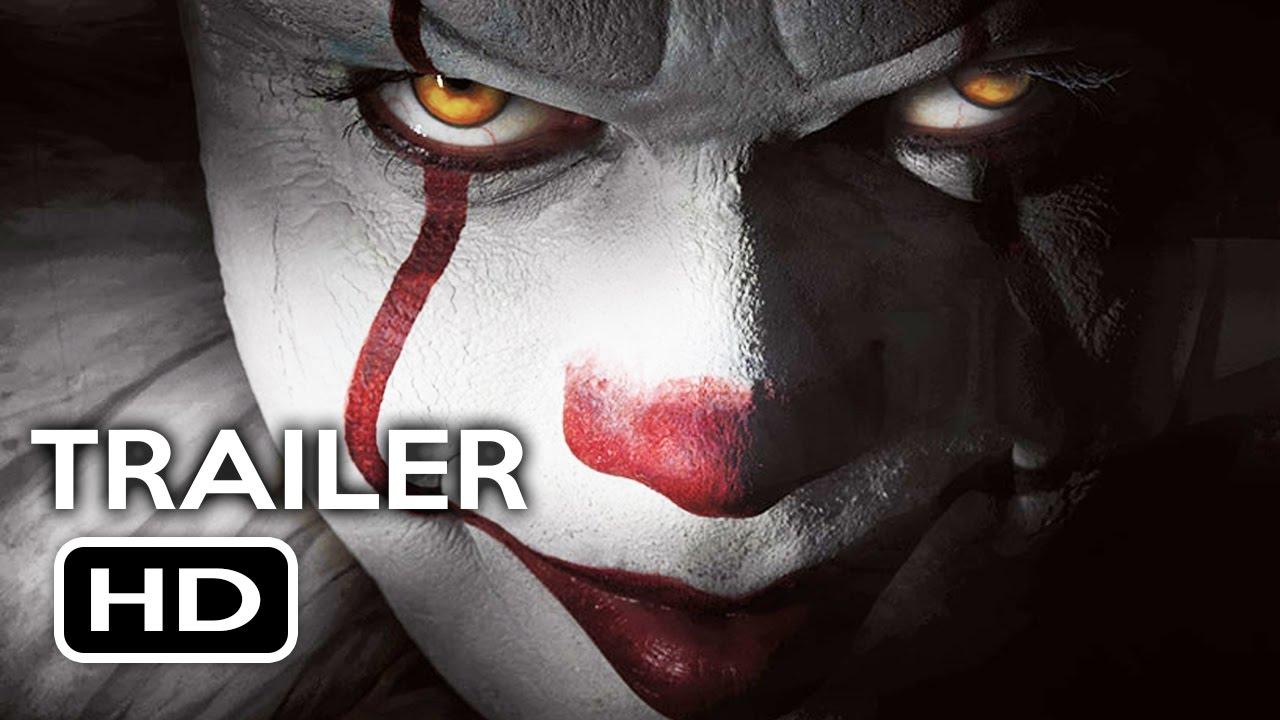 Download It Trailer #1 (2017) Stephen King Horror Movie HD