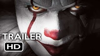 It Trailer #1 (2017) Stephen King Horror Movie HD