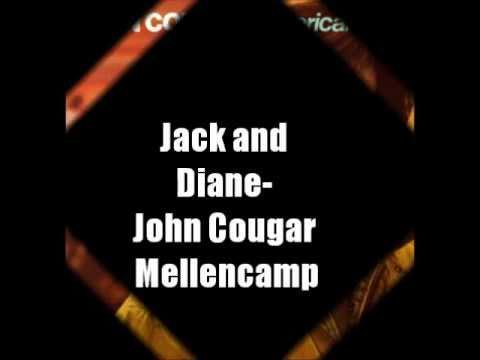 John Mellencamp - Jack and Diane lyrics