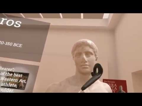 The VR Museum of Fine Art para HTC Vive