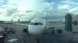 JetBlue Airways A320 Airbus (Binary Code Plane) Pushback at MCO