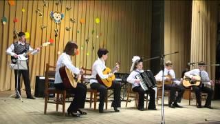 Урок-концерт детской музыкальной школы