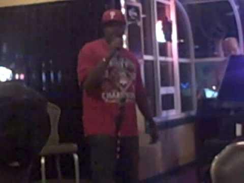 Mr. Eris at Karaoke