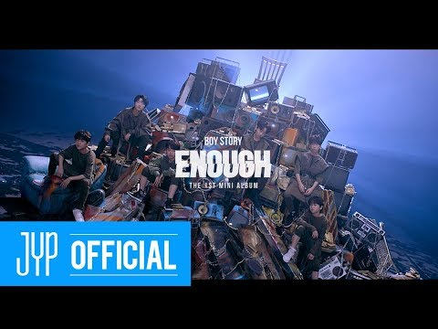 "BOY STORY ""Enough"" M/V"
