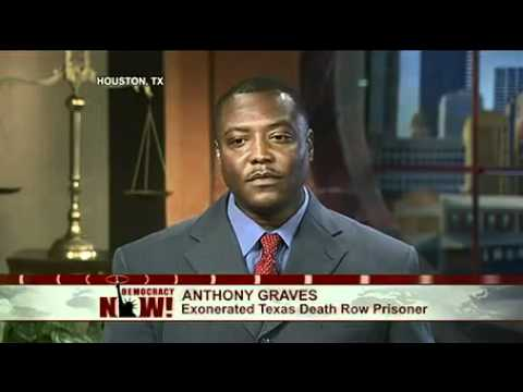 Freed Texas Death Row Prisoner Anthony Graves on Surviving Torture of Solitary Confinement