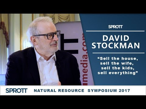 David Stockman | Sell the House, Sell the Wife, Sell the Kid