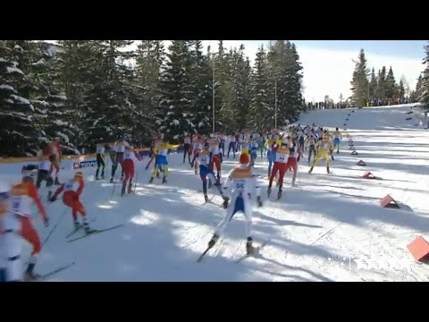 Cross Country Men's 30km Free Mass Start - 27th Winter Universiade, Strbske Pleso/Osrblie, Slovakia