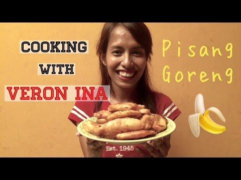How To Make Fried Banana/Pisang Goreng   Indonesian Food