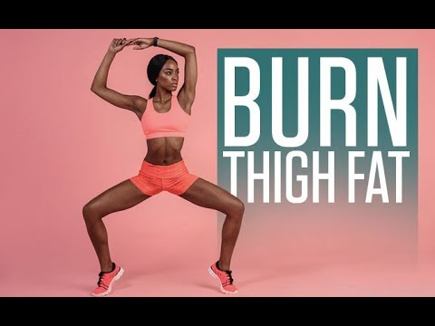 cardio exercises to lose thigh fat