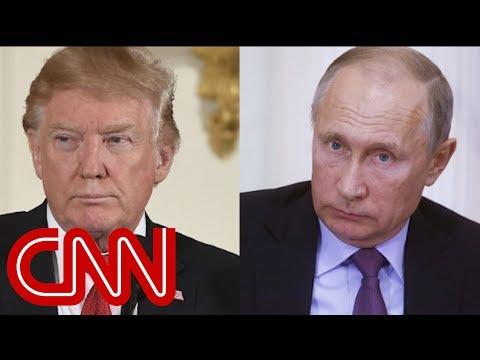 Clapper: Russia's Putin treating Trump like an asset