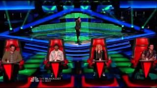 "Erin Kim ""Latch"" The Voice USA Season 7 Episode 5"