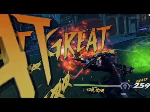 Gungrave VR TGS 2017 Trailer (Iggymob) - PSVR