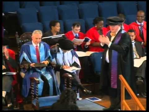 UCT Graduation 2014: Faculty of Commerce - The Graduate School of Business (13 Jun)