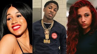 NBA Youngboy says Atlantic has Favoritism, Was He Speaking on Cardi & Bhad Bhabie ?