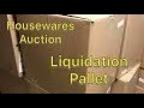Download Unboxing A Pallet Of Tools Outdoor Liquidation Amazon