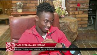 Liga Magazin: Povestea emotionanta a lui Mediop