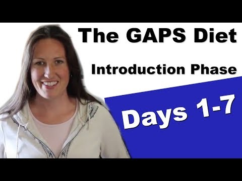 GAPS Diet Introduction phase day 1 to 7 How-To