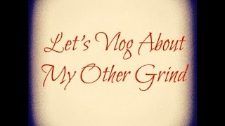 LA Curly Girls - Let's Vlog About My Other Grind