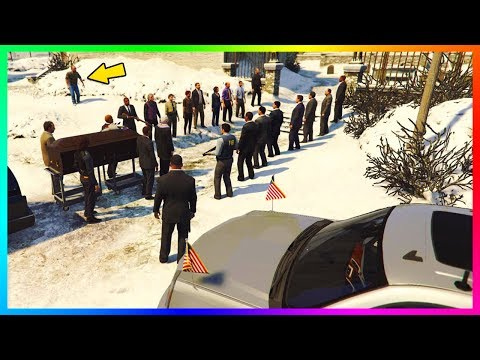 GTA 5 - DID YOU KNOW!? - The Secret Ending Of The North Yankton Prologue That No One Got To Play!