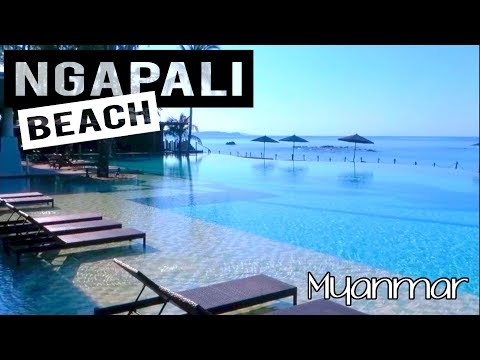 MYANMAR TRAVEL HIGHLIGHTS - NGAPALI BEACH – HILTON RESORT & SPA