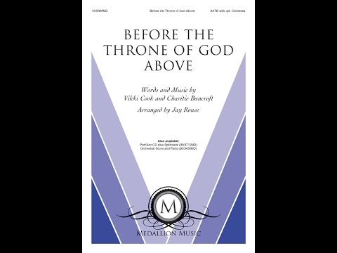 Before the Throne of God Above - Jay Rouse, Vikki Cook