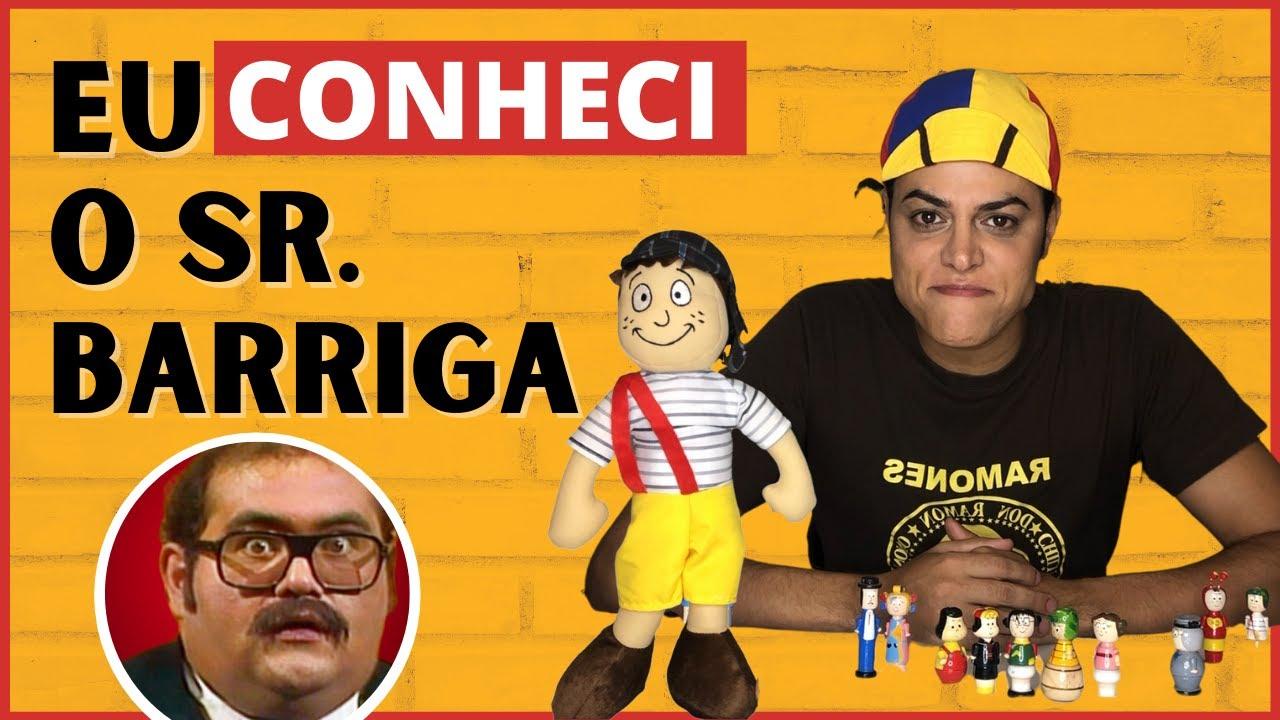 Homenagem Chaves | Rodrigo Teaser no México