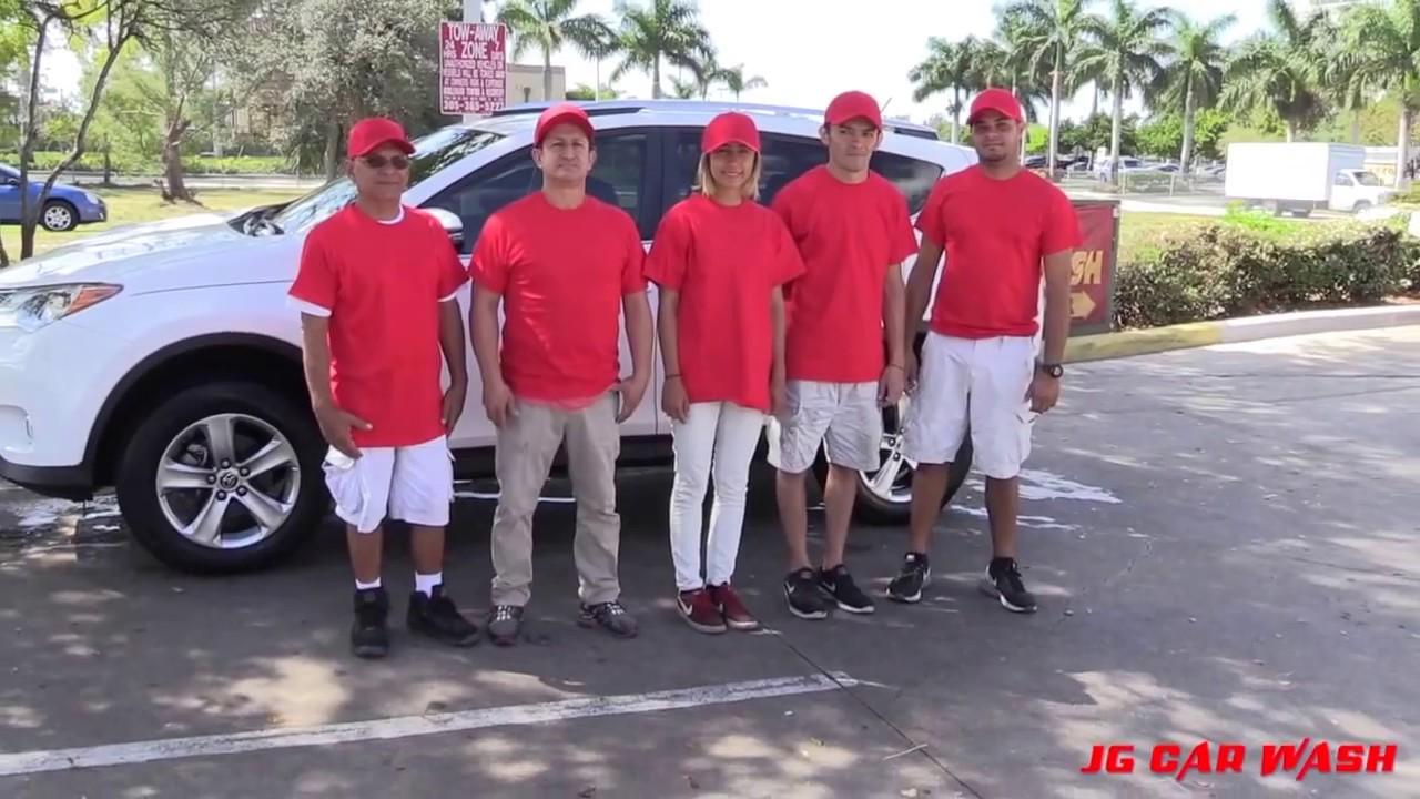 car wash miramar  Carwash Miramar - JG Car Wash - YouTube