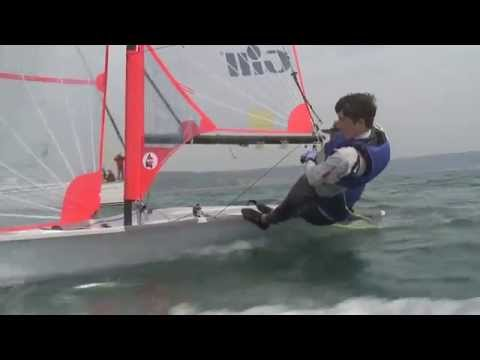 Introduction to 29er Class - RYA Youth Nationals 2015 - WPNSA