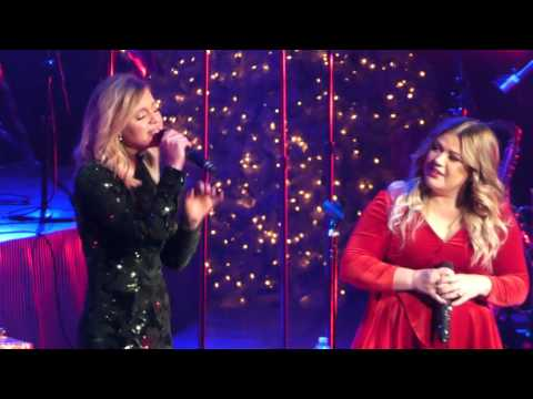 Miracle on Broadway Kelly Clarkson Kelsea Ballerini Have Yourself a Merry Little Chirstmas  Dec 16