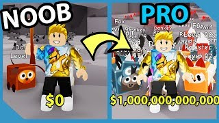 Becoming The Richest Cat In Roblox Pet Mining Simulator