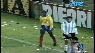 El día que Faustino Asprilla silenció el Monumental de Núñez - Clasificatorias al Mundial 05/09/1993