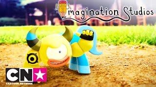 Ритмонстры | Ковбой (Впервые на YouTube) | Cartoon Network