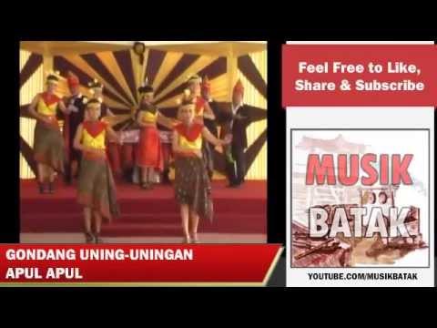 Musik Batak - Gondang Uning Uningan - Apul Apul