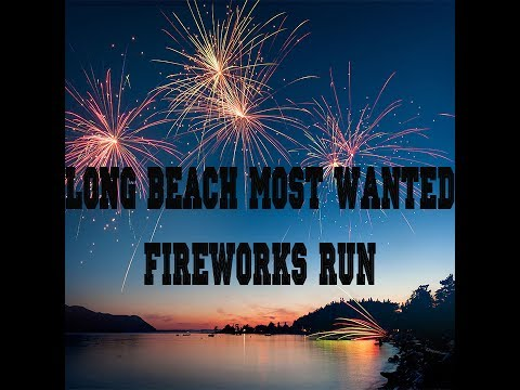 LONG BEACH MOST WANTED FIREWORKS NEVADA RED APPLE AND AREA 51