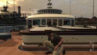 Max Payne 3 GAMEPLAY PL chapter 11 MAX DETAIL 4K DSR