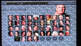WWE WrestleMania XIX (Nintendo Gamecube)